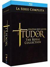 I Tudor - La Serie Completa (11 Blu-Ray) - ITALIANO ORIGINALE SIGILLATO -