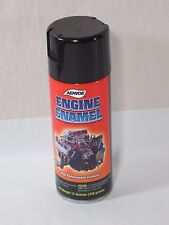 Aervoe 514 Engine Enamel Paint Gloss Black 12 Oz Can