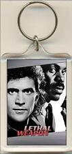 Lethal Weapon. The Movie. Keyring / Bag Tag.