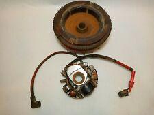 Vintage Tecumseh HH60 HH70 Lighting Coil And Flywheel, Rupp, Minibike, Gocart