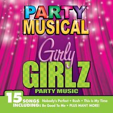 DF GIRLY GIRLZ PARTY MUSIC by The Hit Crew