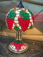 """Egyptian Antique handmade stained glass Table Lampshades 18.8"""""""