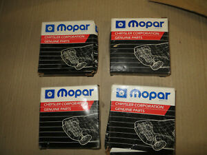 LOT OF 4 MOPAR 9.25 Differential bearing Race-CUPS 3723148