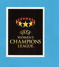 PANINI-CHAMPIONS 2009-2010-Figurina n.563- WOMEN'S CHAMPIONS LEAGUE -NEW BLACK