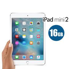 "Refurbished Apple iPad Mini 2 Retina A1489 Tablet 16GB WIFI White Silver 7.9"" AU"