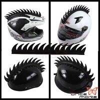 Out Door Motorcycle Racing Winter Sport Helmet Warhawk Spikes Sawblade Mohawks