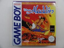 DISNEY´S ALADDIN  (GAMEBOY)  TOP OVP komplett***