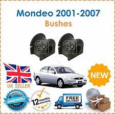 Per FORD MONDEO MK3 2001-2007 posteriore Anti Roll Bar Cespugli KIT 20MM NUOVO O.E Qualità