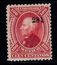 Messico 1874 Mi. 101 Iy Nuovo * 100% 100 C, Hidalgo