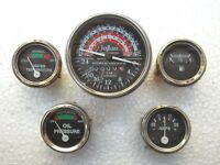 Massey Ferguson Gauge Kit with tachometer -MF 35, MF 50, MF 65,TO 35, F40, MH50