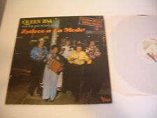 QUEEN IDA AND THE BON TEMPS BAND LP ZYDECO A LA MODE. CAR COVER. VOGUE FRENCH