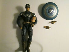 Marvel Legends Captain America The Winter Soldier Movie outfit figure
