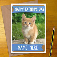 dragon ball mothers fathers VEGETA Personalised Mother/'s Father/'s Day Card