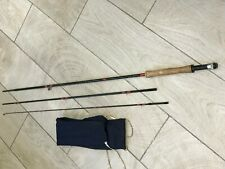 """Aristocrat"" Bespoke 9ft Carbon Fly Rod suited to Trout or Sea Trout, excellent"