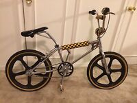 1982 schwinn predator collector bmx bike