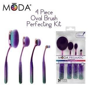MŌDA 4 pc Prismatic Face Perfecting Kit Set