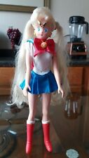 "SAILOR MOON  12"" Adventure Doll IRWIN COLLECTABLE 2000 ANIME MANGA RARE"