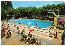 FIUGGI (Frosinone) piscina pool Schwimmbad piscine VG bellissima