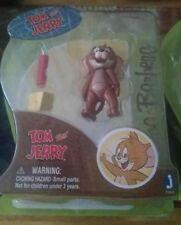"""Hanna Barbera 2 Tom & Jerry 2 The Flintstones 3"""" Action Figure 4 Different ones"""