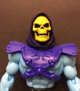 Motu Origins Custom Filmation Skeletor Head