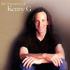 Kenny G THE ROMANCE OF Kenny G Audio CD Jazz Soprano Saxophone Artist
