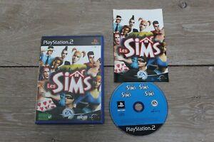 Sony Playstation PS2 - Les Sims - PAL