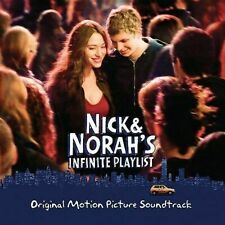 NICK AND NORAH'S INFINITE PLAYLIST: MOTION PICTURE SOUNDTRACK – 15 TRACK CD