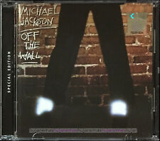 MICHAEL JACKSON Off The Wall 2001 MALAYSIA SPECIAL EDITION CD RARE NEW