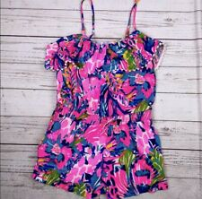 Lilly Pulitzer Girls Romper XL 12-14