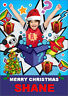Ryan's World Toy Review Christmas Xmas Card A5 Personalised with any wording