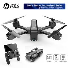 Holy Stone HS270 FPV GPS Drone 2.7K Camera Brushless Foldable 5G RC Quadcopter