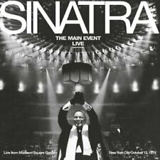 Frank Sinatra - The Main Event  Live [CD]