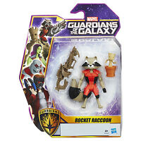 Marvel Guardians of the Galaxy Action Figure - Rocket Raccoon