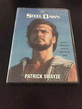 STEEL DAWN DVD PATRICK SWAYZE