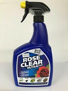 1 LITRE ROSE CLEAR ULTRA GUN