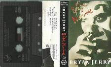 B MC Cassette Bryan Ferry prie noire/Limbo, the right stuff, Kiss and Tell