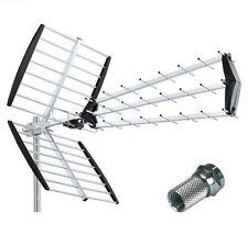 HD-LINE ANTENNE UHF TRINAPPE TNT HD DVB-T TV EXTERIEURE  exp.24H avec facture