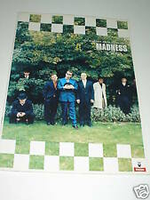 MADNESS The Maddest Show On Earth Tour PROGRAMME NEW