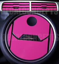 2010-2015 Camaro HOT Pink Interior Vent Decal kit - Chevy cover Wrap