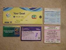 media ticket fifa brazil 2000 world club championship inc manchester united