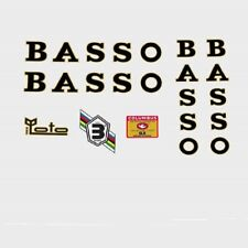 Basso Loto Bicycle Decals, Transfers, Stickers n.900