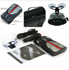 16-Band 12V Speed Radar Detector Easy Mounted On Windshield Or Dashboard Of Car