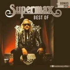 "SUPERMAX ""BEST OF"" CD+DVD NEW"