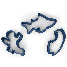 Cookie Cutters Shark Attack-en forme de biscuit presse-Noël Stocking Filler