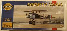 U.K. Sopwith Camel F-1, WWI 1/48 SMER model kit SE0105