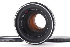 *EX+4* Zenza Bronica Zenzanon MC 80mm F/2.8 Lens Carl Zeiss JENA DDR From JAPAN