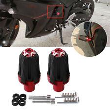 2PCS Motorcycle Frame Slider Crash Protector For 10MM Sport Dirt Bike Off-road
