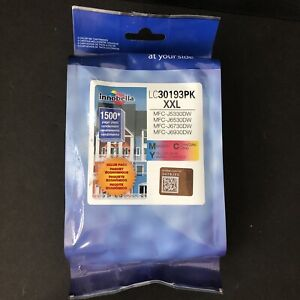 Brother International LC30193PK Super High Yield 3 Pkink For Ink Jet Mfcs
