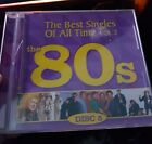 The Best Singles Of All Time Vol. 2 - The 80s - MUSIC CD -FREE POST