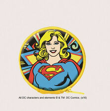 DC Comics Supergirl Earbuds with Character Image Case, NEW SEALED